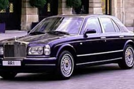 2002 Rolls-Royce Silver Seraph 