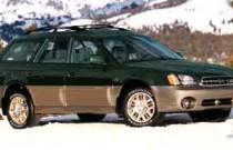 2002 Subaru Legacy Wagon Outback