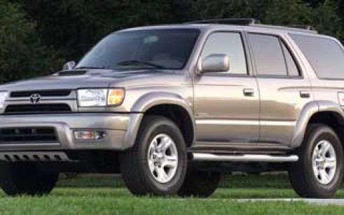 2002 toyota 4runner vs toyota highlander nissan pathfinder jeep grand cherokee ford explorer. Black Bedroom Furniture Sets. Home Design Ideas
