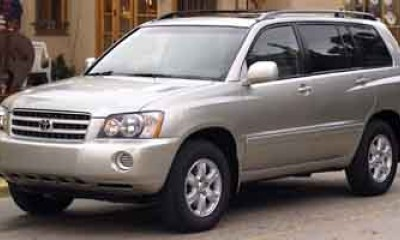 2002 Toyota Highlander Photos