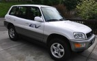 2002 Toyota RAV4 EV: Enduringly Popular Electric Car On eBay