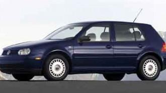 2002 Volkswagen Golf GL