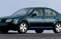 2002 Volkswagen Jetta Sedan GL