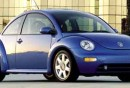 2002 Volkswagen New Beetle GLX