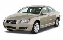 2007 Volvo S80 4-door Sedan I6 FWD Angular Front Exterior View