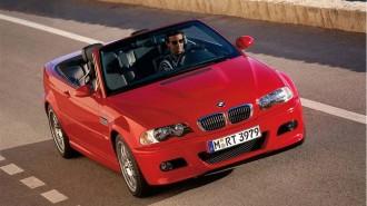 2002 BMW M3 Cabriolet