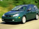 2002 Ford Focus ZTW Wagon