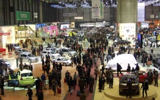 2003 Geneva Motor Show Index
