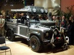 2002 Land Rover Tomb Raider Defender