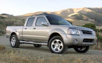 Nissan Recalls 515,000 U.S. Xterra, Frontier, Sentra Models