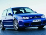 2002 Volkswagen Golf R32