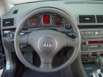 2003 Audi A4 4-door Sedan 1.8T quattro AWD Auto Steering Wheel