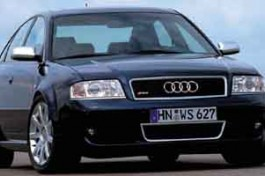 2003 Audi RS6 