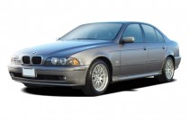 2003 BMW 5-Series 530iA 4-door Sedan 5-Spd Auto Angular Front Exterior View