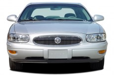 2003 Buick LeSabre 4-door Sedan Custom Front Exterior View
