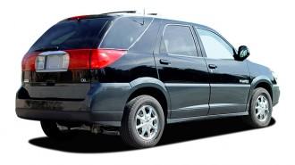 2003 Buick Rendezvous CXL FWD Angular Rear Exterior View