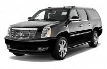 2009 Cadillac Escalade ESV 2WD 4-door Angular Front Exterior View