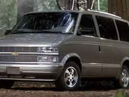 2003 Chevrolet Astro Passenger 