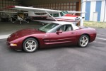 Brand-new, 57-mile 50th Anniversary Corvette on eBay
