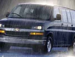 2003 Chevrolet Express Passenger 