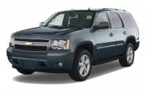 2009 Chevrolet Tahoe 2WD 4-door 1500 LT w/1LT Angular Front Exterior View