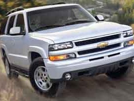 2003 Chevrolet Tahoe Z71