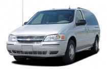 2005 Chevrolet Venture Ext WB Plus Angular Front Exterior View
