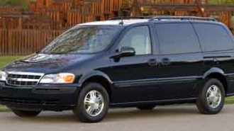 2003 Chevrolet Venture w/1SV Pkg