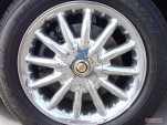 2003 Chrysler Sebring 2-door Convertible LXi Wheel Cap