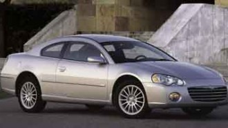 2003 Chrysler Sebring LXi