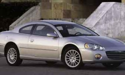 2003 Chrysler Sebring Photos