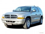 2003 Dodge Durango 4-door SLT Angular Front Exterior View