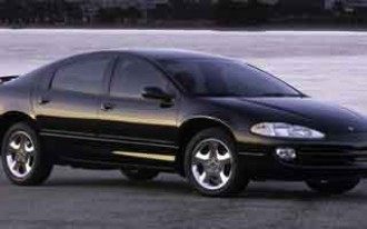 Review: 2003 Dodge Intrepid SE