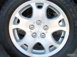 2003 Dodge Neon 4-door Sedan SXT Wheel Cap