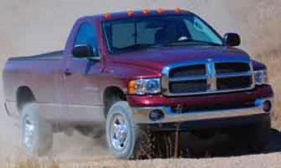2003 Dodge Ram 3500 Photos