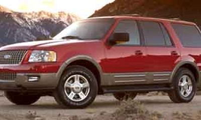 2003 Ford Expedition Photos