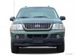 """2003 Ford Explorer 4-door 114"""" WB 4.0L XLT Front Exterior View"""
