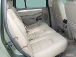 2003 Ford Explorer 4-door 114&quot; WB 4.0L XLT Rear Seats