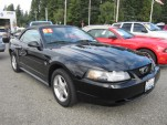 2003 Ford Mustang V-6 Convertible