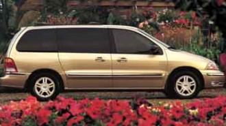 2003 Ford Windstar Wagon SE