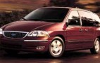Ford Recalls 575,000 Minivans Due To Axel Issue