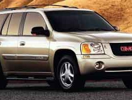 2003 GMC Envoy SLT
