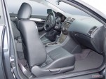 2005 Honda Accord Coupe EX AT Front Seats