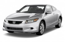 2010 Honda Accord Coupe 2-door I4 Auto LX-S Angular Front Exterior View