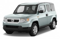 2009 Honda Element 2WD 5dr Auto EX Angular Front Exterior View