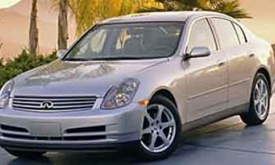 2003 Infiniti G35 Sedan Photos