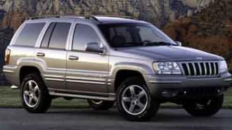 2003 Jeep Grand Cherokee Overland