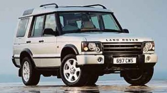 2003 Land Rover Discovery S