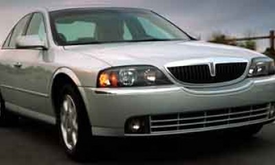 2003 Lincoln LS Photos
