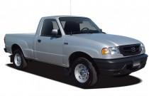 "2005 Mazda B-Series 2WD Truck Reg Cab 112"" WB 2.3L Man Angular Front Exterior View"